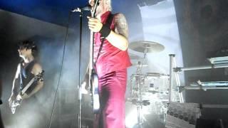 SAMAEL - Slavocracy - live in Prato  17/09/11 Italy Siddharta