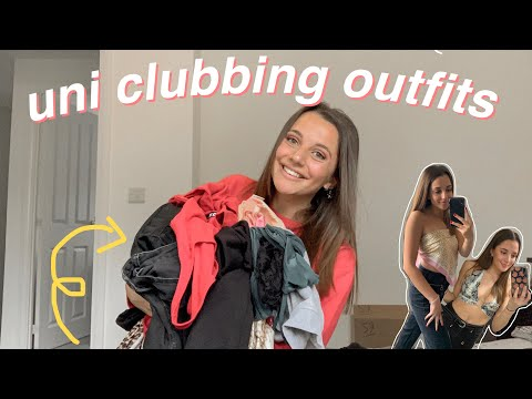 Uni Clubbing Outfits ☼ TRY-ON HAUL