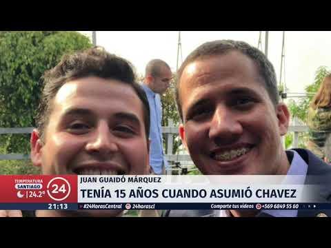 ¿Quién es Juan Guaidó, el presidente encarcado de Venezuela?