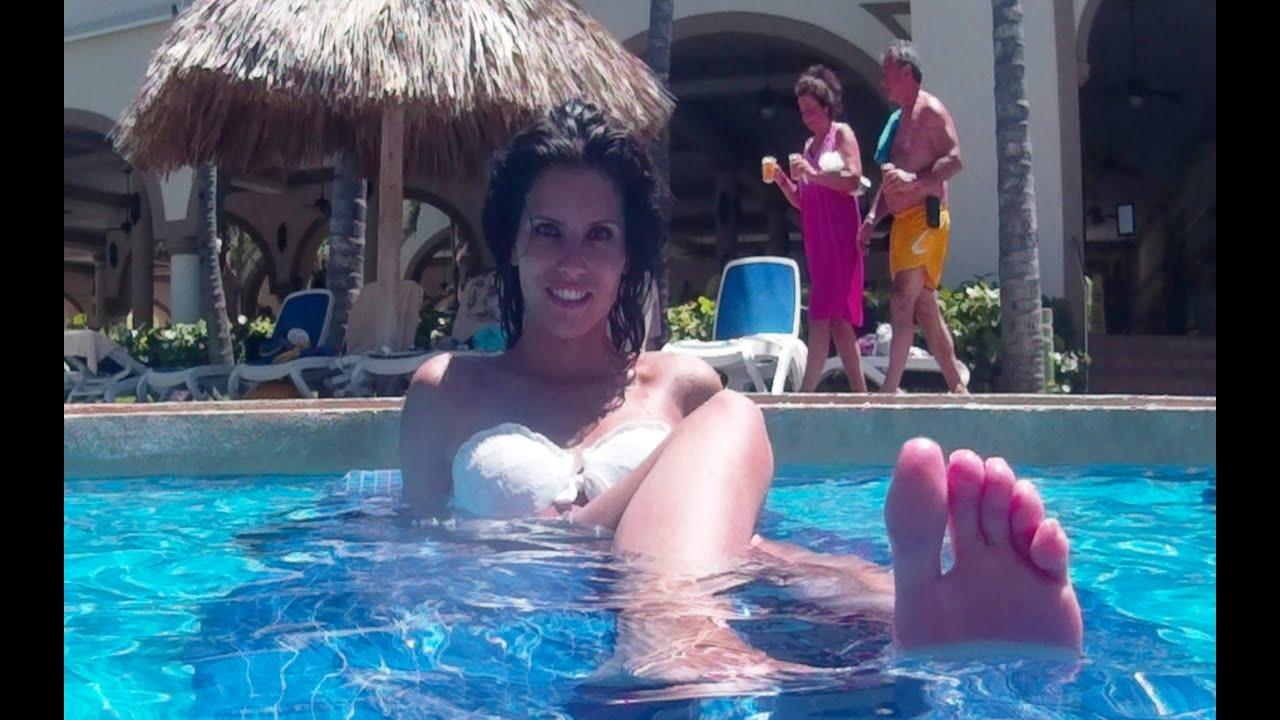 Hotel Riu Bamb  Punta Cana 2014 Caribbean HD  YouTube
