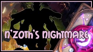 Hearthstone: N'Zoth's Nightmare (N'zoth warrior)