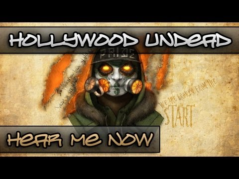 Hollywood Undead - Hear Me Now [Legendado] ᴴᴰ