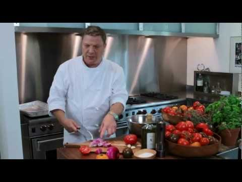Indigo's Chef Kari makes the Best Ever Tomato Soup! (recipe video)