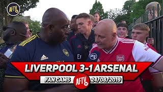 Liverpool 3-1 Arsenal  | Klopp Is A Decent Coach Unai Emery Is A Clown!! (Claude Rant)