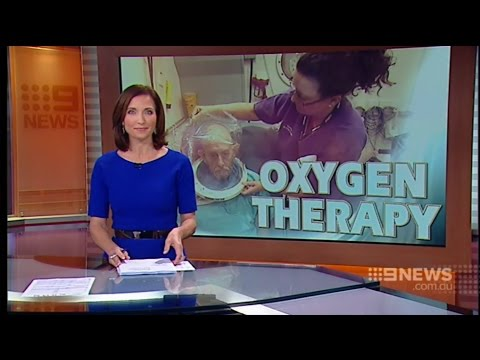 Hyperbaric oxygen therapy helping cancer patients - Channel 9 News
