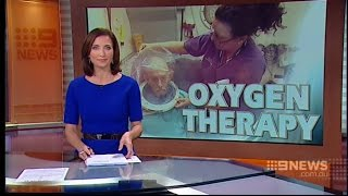 Hyperbaric oxygen therapy helping cancer patients | Channel 9 News