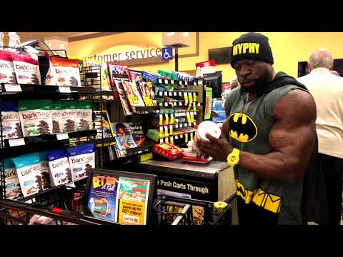 EAT GOOD FOOD 2018 | Kali Muscle