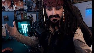 Summit1G Jack Sparrow Cosplay