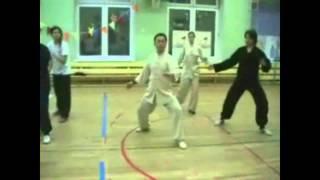 Тайцзи 40 форма Чэнь. 2 урок.
