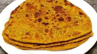 Achari Paratha   Pickle Paratha Recipe   Punjabi Style Paratha