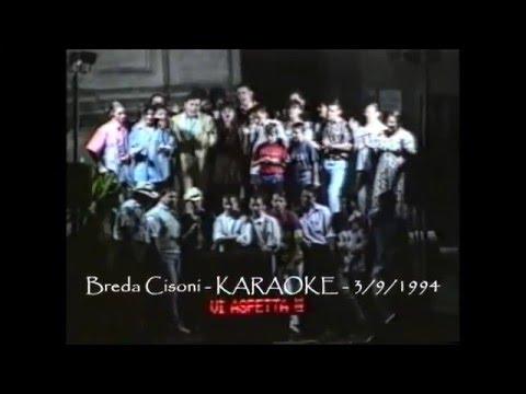 Breda Cisoni - Karaoke - 1994