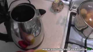 Как очистить Чайник от накипи / Чистим лимонной кислотой(Эффективный способ очистки чайника лимонной кислотой. Посмотрите видео и поймете как все просто ПОДПИШИТЕ..., 2014-01-18T01:37:15.000Z)