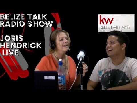Prince Harry Visits Belize- Presenting Joris Hendrick LIVE on ORN International Radio 2-29-2012