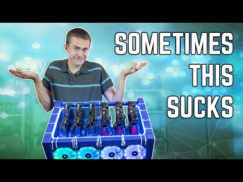 Why You SHOULDN'T Build A Mining Rig