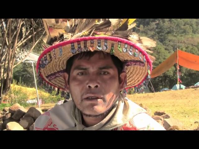 Salvemos Wirikuta! Tierra Sagrada de los Huicholes // Protect Wirikuta! Sacred Huichol Land Videos De Viajes