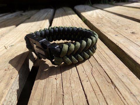 Firekable Bracelet from Survival life.