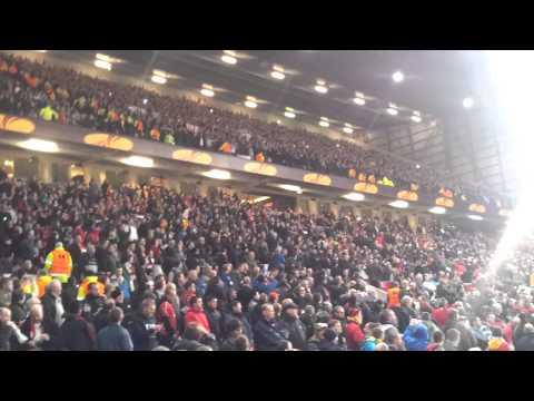 Manchester United - Ajax, Three little birds