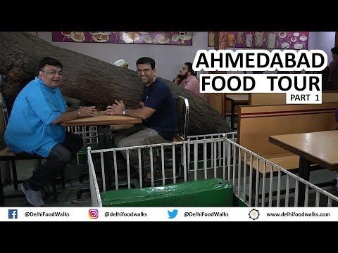 AHMEDABAD Street Food Tour | Part - 1/4 | Gujarat Food Tour I India Food Tour