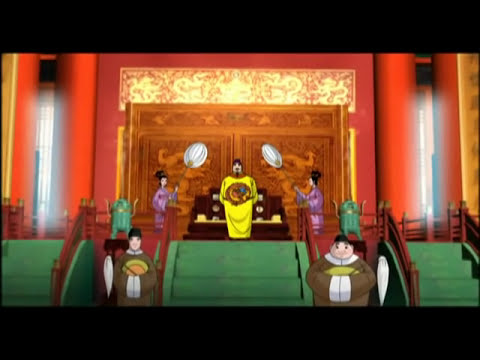 Zheng He 郑和下西洋 Episode 01