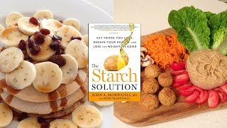 STARCH SOLUTION: WHAT IS HAPPENING TO ME! | Day 3 - Raw Nourishment
