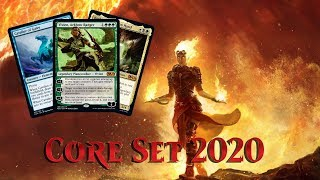 Daily Core Set 2020 Spoilers - June 24, 2019 | Vivien, Arkbow Ranger, Blue Cavalier, Equipment!!!
