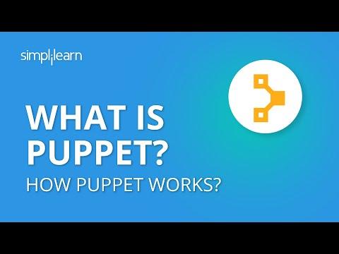 Puppet Tutorial For Beginners | Puppet DevOps Tutorial | DevOps Tools - DevOps Tutorial |Simplilearn