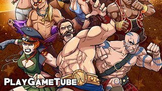 The Muscle Hustle Game Play Foxglove Studios AB