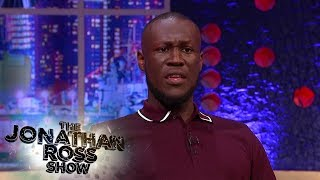 Stormzy Explains How He Handles Beef In Grime   The Jonathan Ross Show
