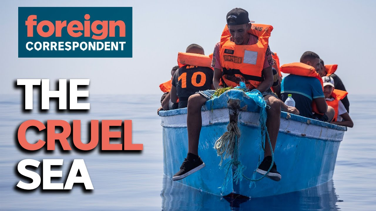 The Cruel Sea: The Mission to Save Lives on the Mediterranean | Foreign Correspondent