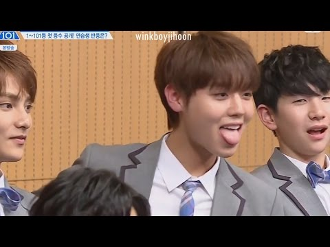 [ENG SUB] Produce 101 Season 2 EP 2 | Park Jihoon cut
