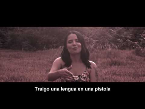 HISPANA - AUNSENTE (LETRA, VIDEO)
