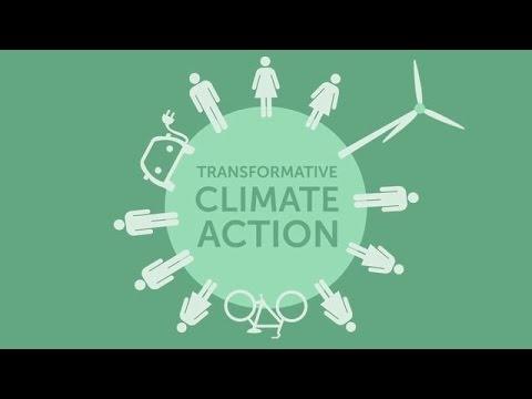 Este é o momento de deter a mudança climática