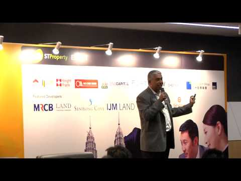 Siva Shanker: Outlook for Hotspots in Malaysia - Klang Valle