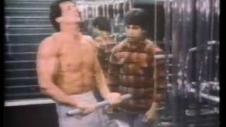 rocky 3 rare training behind the scenes clip