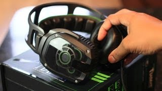 Unboxing: Razer Tiamat 7.1 Gaming Headset