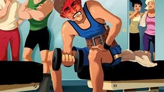 I See Weak People... In Gyms Every Day
