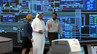 Saudi Aramco Monitoring Room