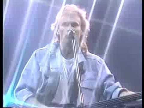 Live Chile 1988 First Show (3/4)