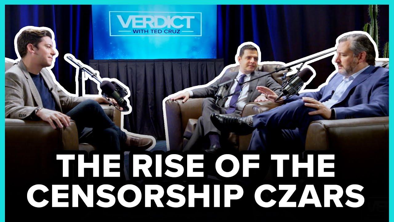 The Rise of the Censorship Czars ft. Sohrab Ahmari | Ep. 83