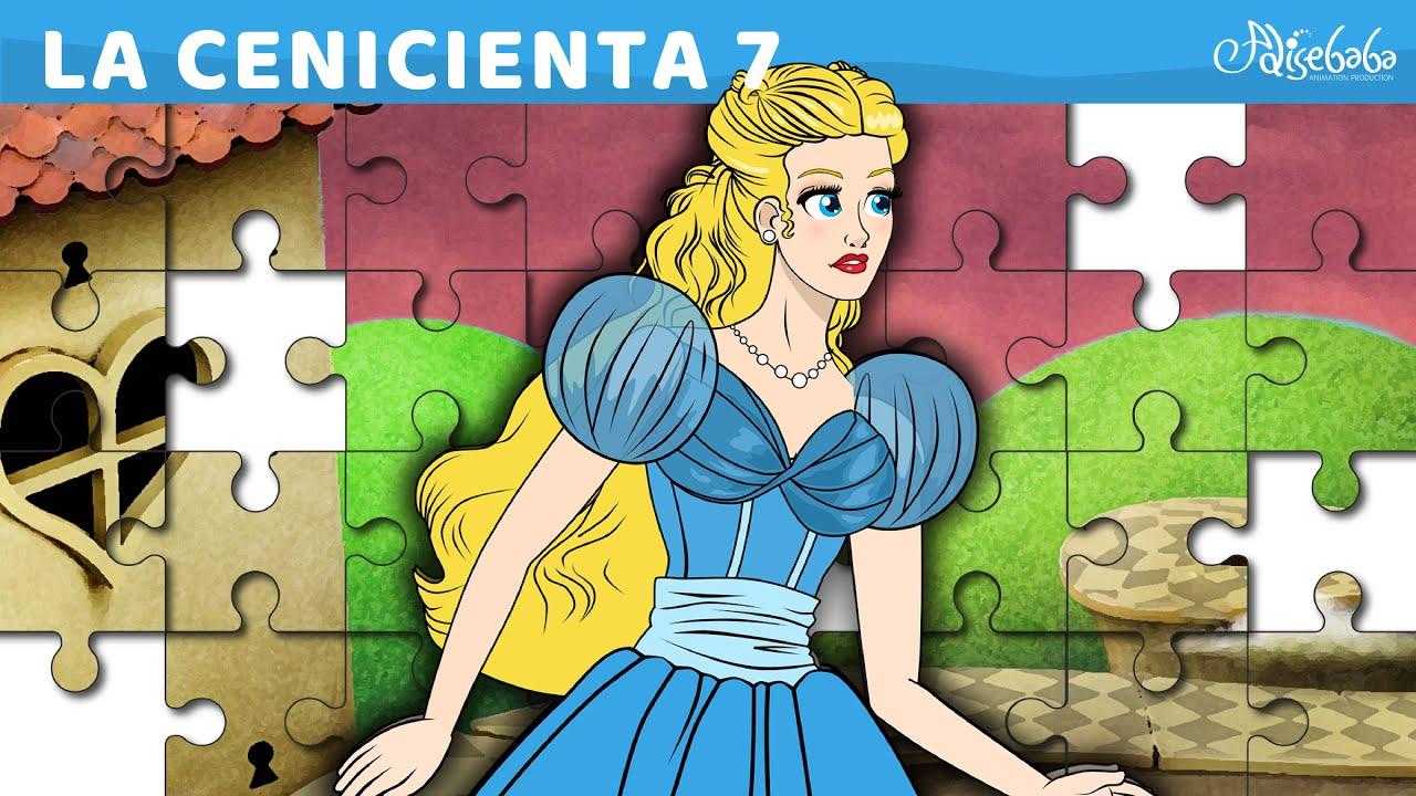La Cenicienta Serie Parte 7 - El Camino de Los Acertijos (NUEVO) Cuentos infantiles para dormir
