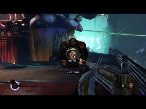 BioShock Infinite: Burial At Sea Episode 1 - Bouncer |