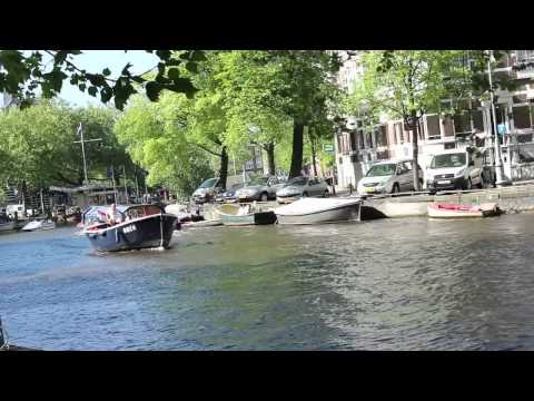 Amsterdam, one of Europe's coolcapitals
