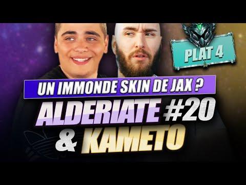 Vidéo d'Alderiate : [FR] ALDERIATE & KAMETO - JAX VS MORDEKAISER - PATCH 9.14 - UN SKIN QUI TRANSPIRE LA SAISON 1