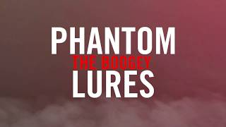 "Phantom Lures ""Boogey"" Series Crankbaits - Underwater Action"