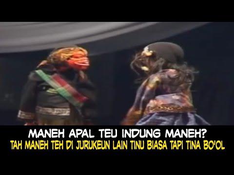 Cepot Silih Hina Jeung Buta Wayang Golek Bobodoran Youtube