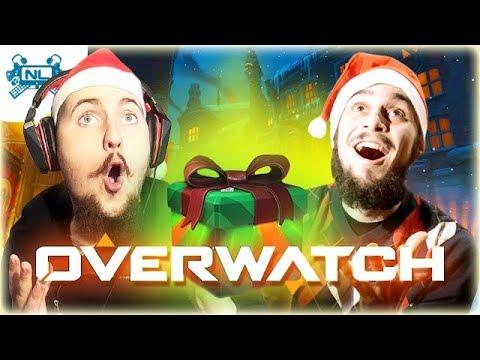 Karácsonyi LEGENDARY OKÁDÉKESŐ│Overwatch Loot Box Magyar Hun