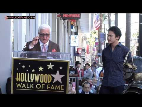 TOSHIRO MIFUNE HONORED POSTHUMOUSLY WITH HOLLYWOOD WALK OF FAME STAR