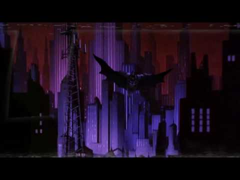 Test Animation Batman (After Effects)