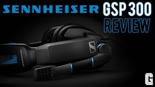 Headset SENNHEISER GSP 300-Gaming headset