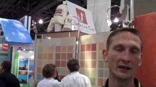 Interview about LEED Credits at Greenbuild 2009